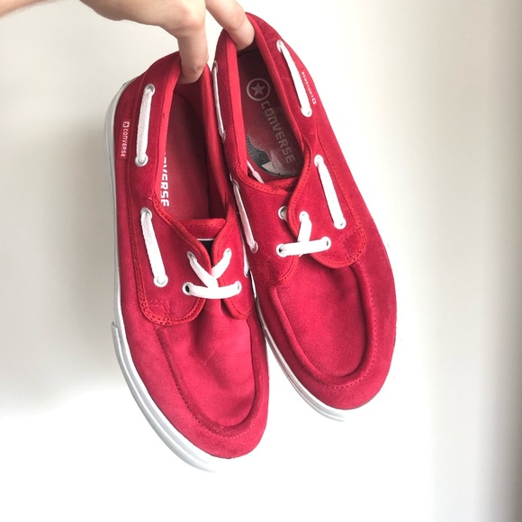 CONVERSE BOAT SHOES BOW STERN